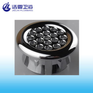 ABS high quality sink overflow ring-1