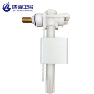Brass toilet side entry valve for Europ-1